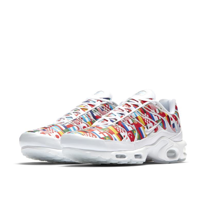 0825951046f Nike Air Max Plus NIC World Cup International Flag Pack (AO5117-100) -
