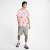 Nike Air Tie-Dye T-Shirt Pink Blue (BQ0080-100)
