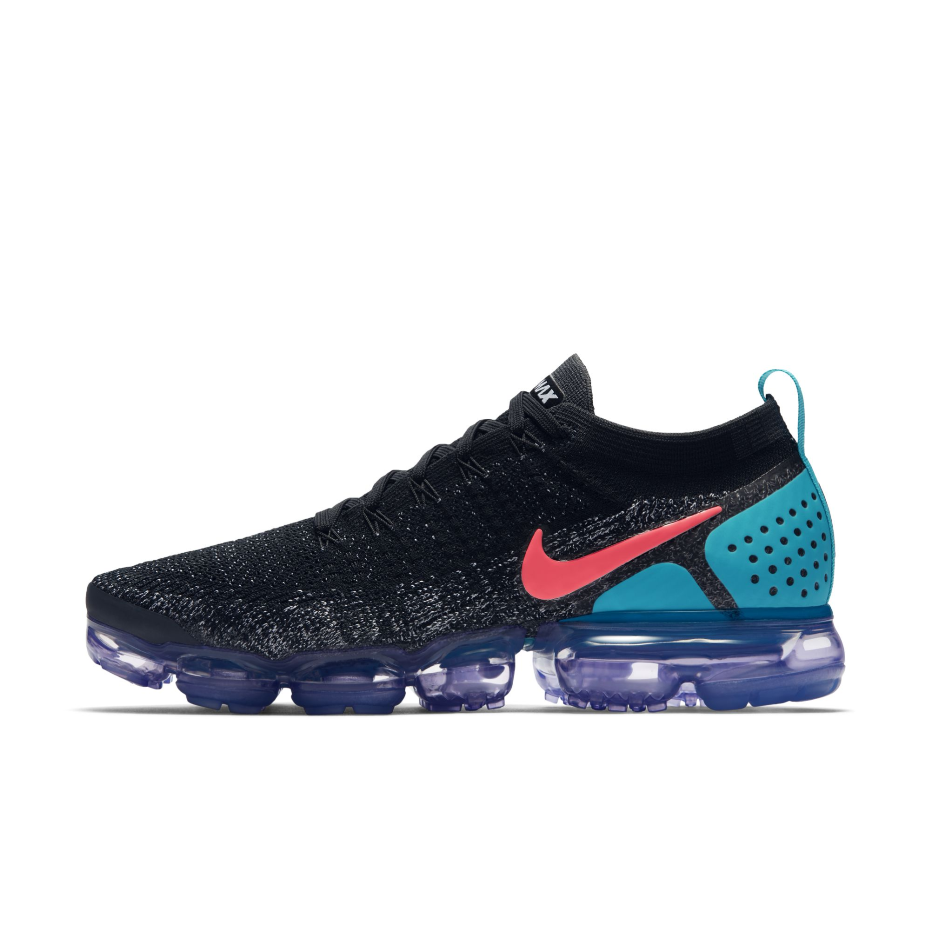 size 40 d2747 be90f Nike Air VaporMax Flyknit 2 Black Hot Punch 942842-003 1.png v 1535026991