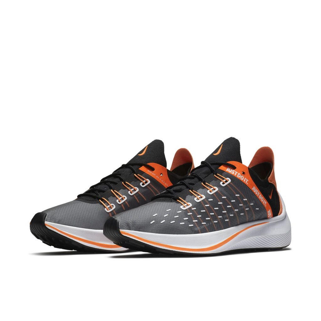 Nike EXP-X14 SE Black Total Orange (AO3095-001) - RMKSTORE
