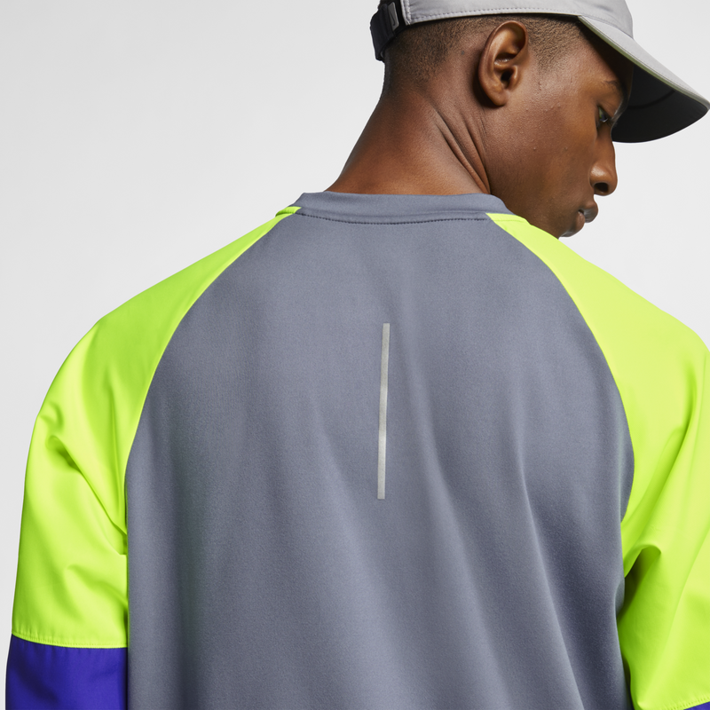 Nike Element Long-Sleeve Running Top (AJ7618-490)