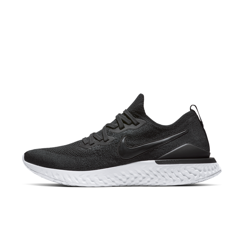 Nike Epic React Flyknit 2 Black Grey (BQ8928-002)