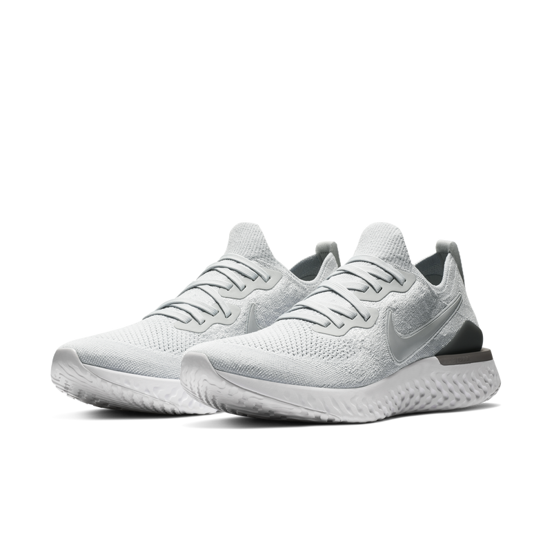 Nike Epic React Flyknit 2 Pure Platinum (BQ8928-004)