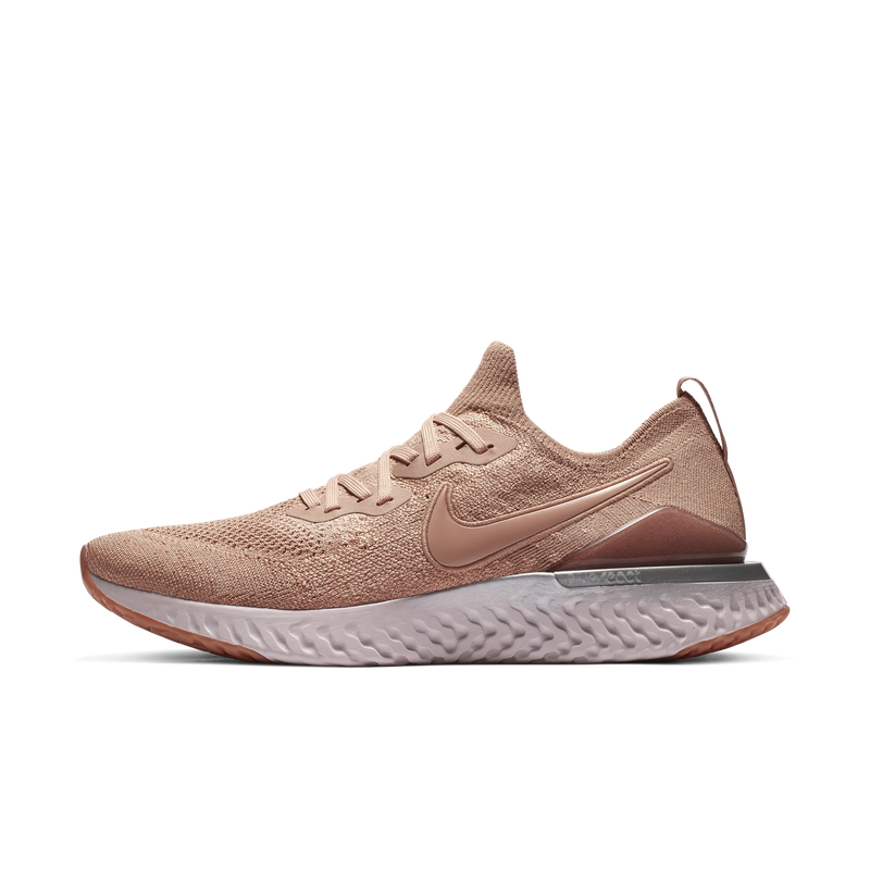Nike Epic React Flyknit 2 Rose Gold (BQ8928-600)