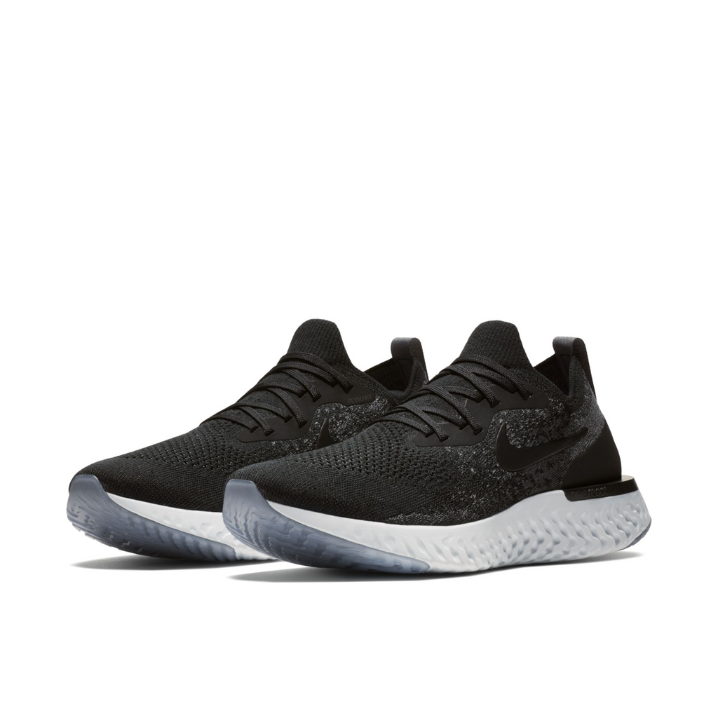 Nike Epic React Flyknit Black Dark Grey (AQ0067-001) - RMKSTORE