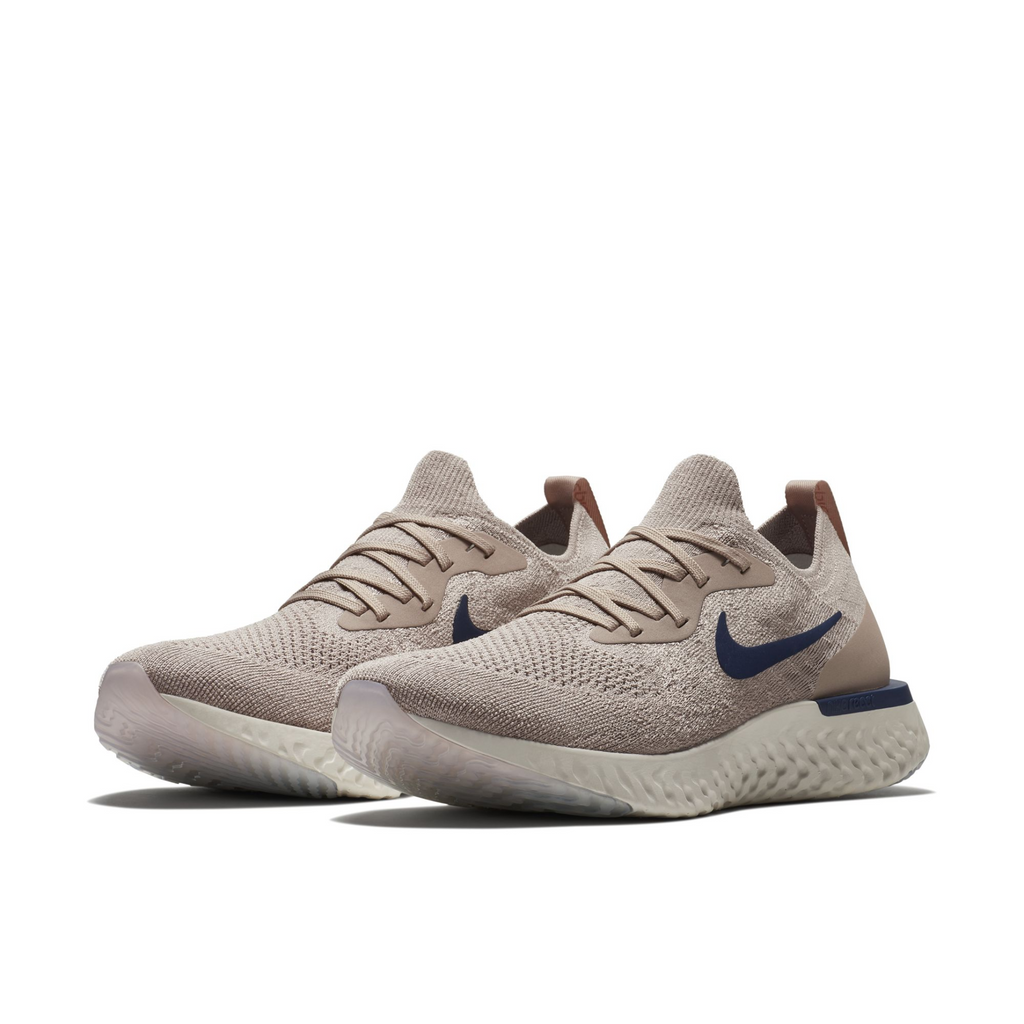 Nike Epic React Flyknit Diffused Taupe Blue (AQ0067-201) - RMKSTORE