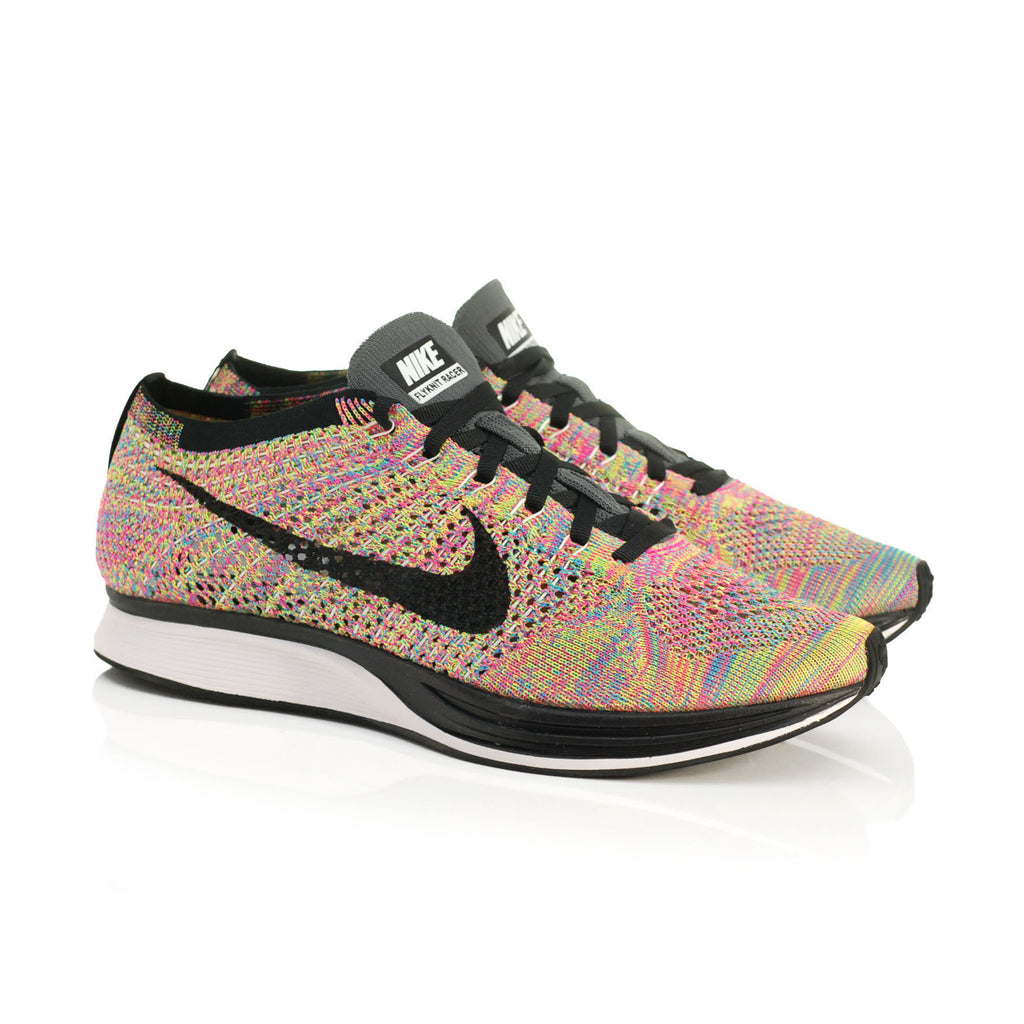 half off 90990 1dd7e Nike Flyknit Racer Multi-Color (526628-004)