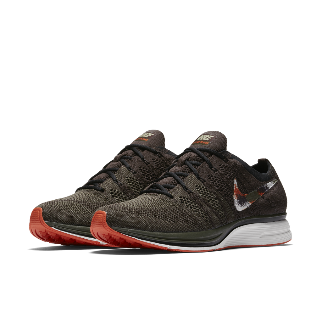 the latest 38a1f 67937 Nike Flyknit Trainer Velvet Brown Olive (AH8396-202) - RMKSTORE