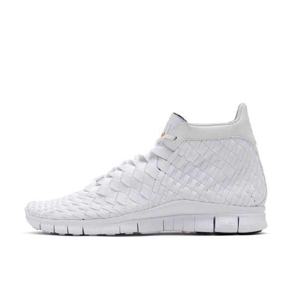 official photos 94ea4 ba584 Nike Free Inneva Woven Mid SP White (800907-110)