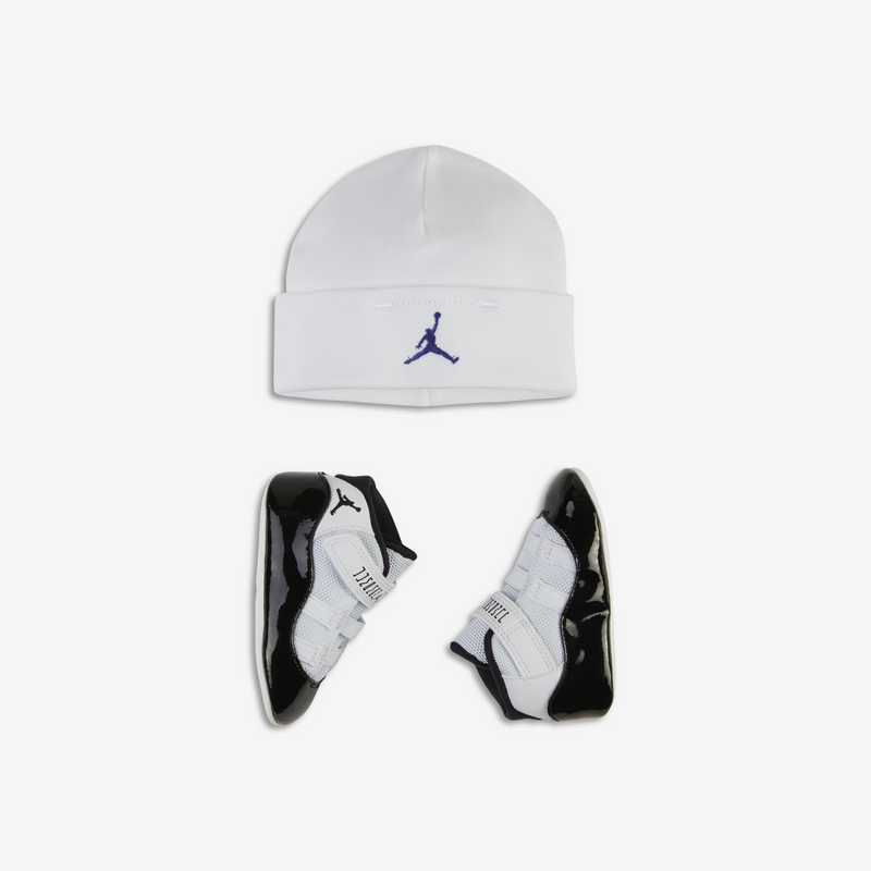 Nike Jordan 11 Retro Concord Infant Gift Pack (378049-100)