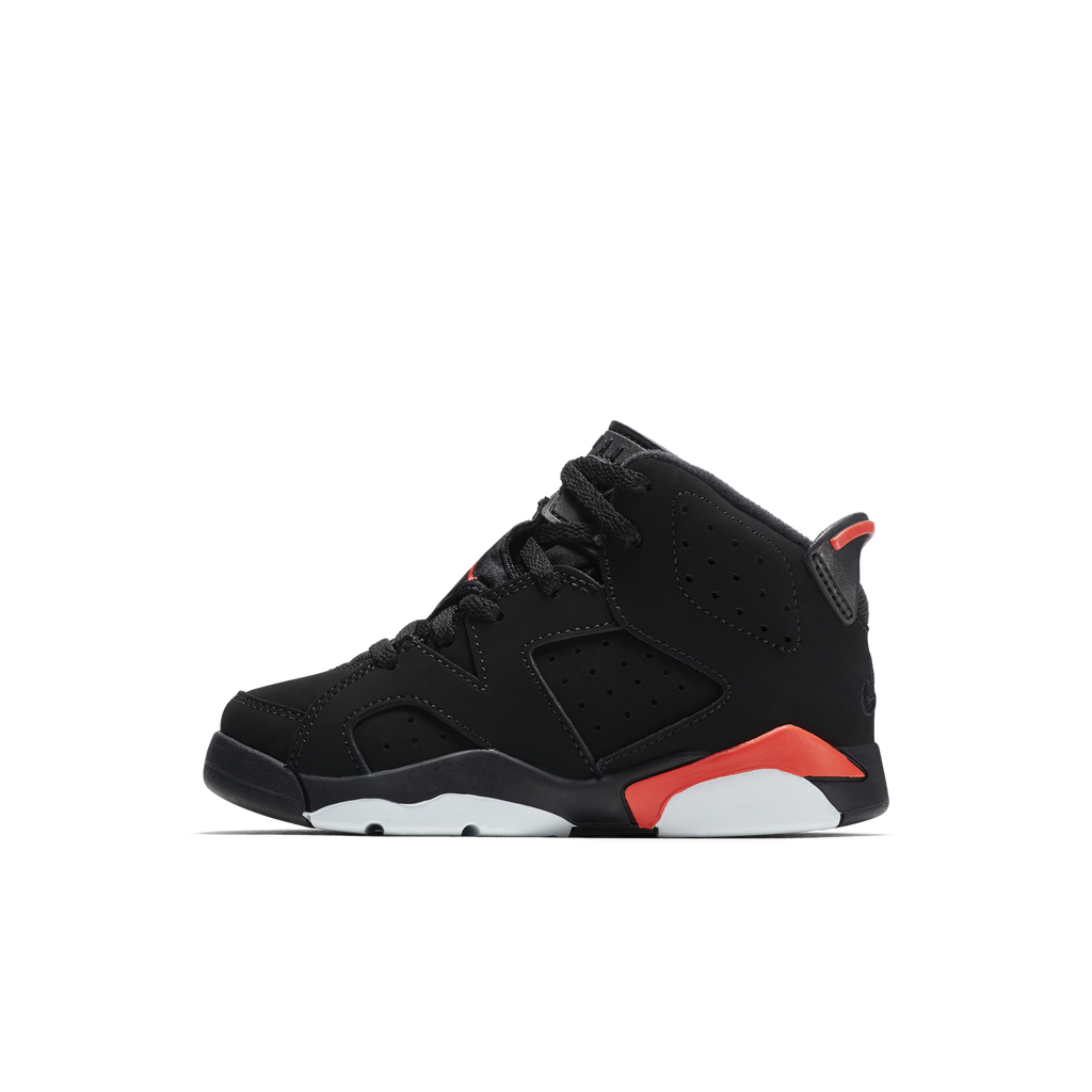 8e9188542752 Nike Jordan 6 Retro (PS) Little Kids Infrared (384666-060)