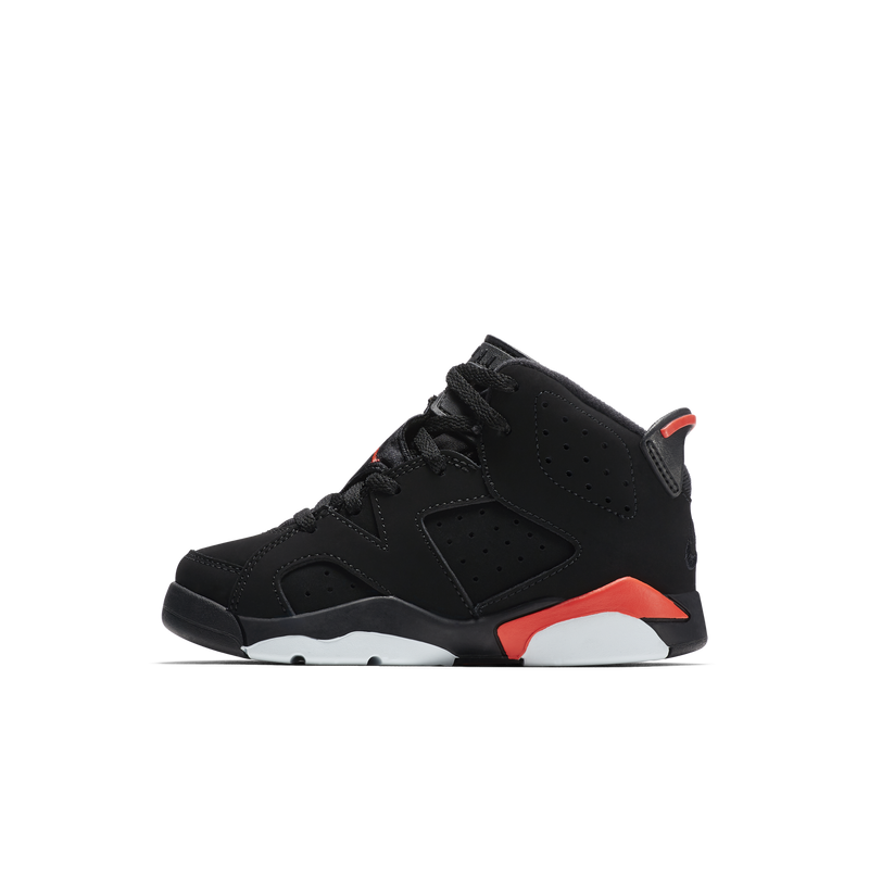 Nike Jordan 6 Retro (PS) Little Kids Infrared (384666-060)