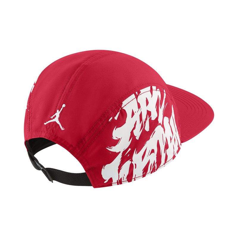 Nike Jordan AW84 Jumpman Tattoo Adjustable Hat (CD0981-657)