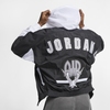 Nike Jordan Legacy Flight Nostalgia AJ 9 Jacket  Black White (BV5451-011)
