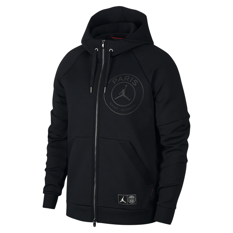 Nike Jordan PSG BCFC Flight Tech Full-Zip Hoodie (BQ4191-010)