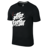 Nike Jordan Tattoo Singles Day 11.11 T-Shirt (BQ6552-010)