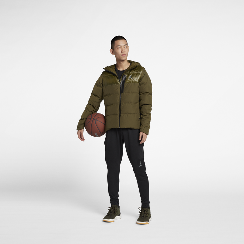 Nike Jordan Ultimate Flight Down-Fill Basketball Jacket (924676-395)