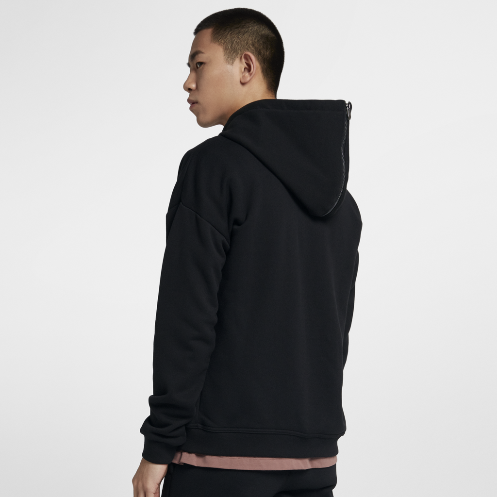 Nike Jordan Wings Classics Full-Zip Hoodie Black (AO0423-010)
