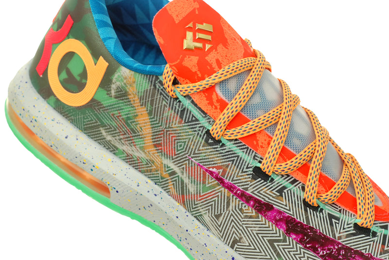 Nike KD 6 VI Premium What The KD (669809-500) - RMKSTORE