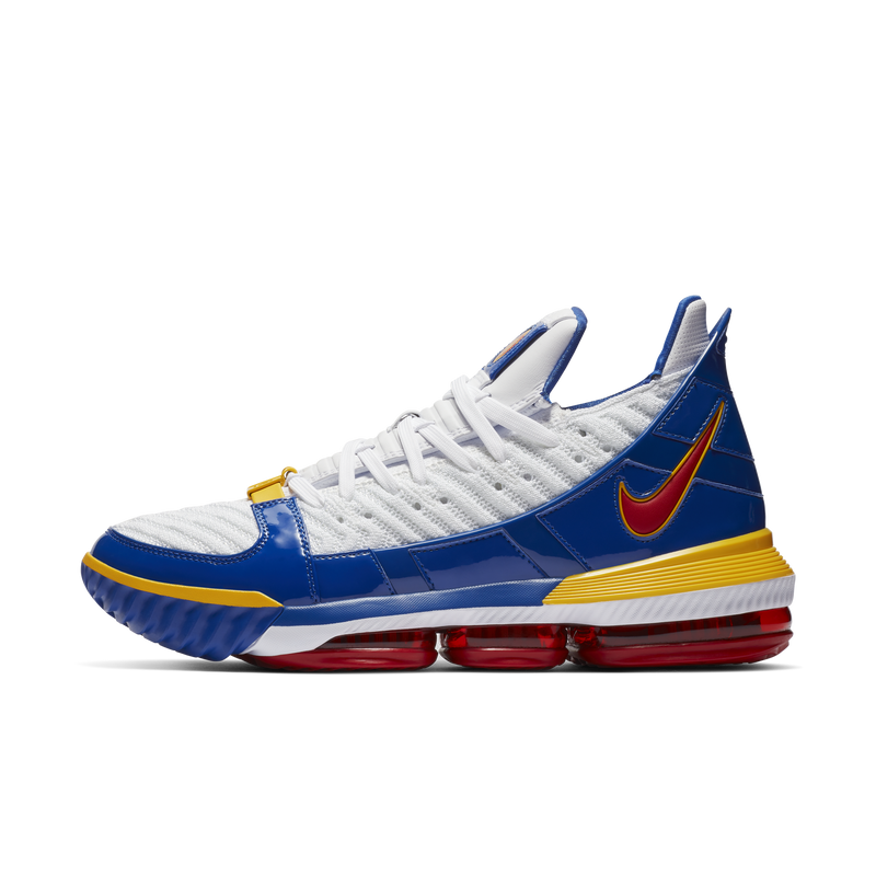 Nike LeBron 16 XVI SB EP Superman (CD2450-100)