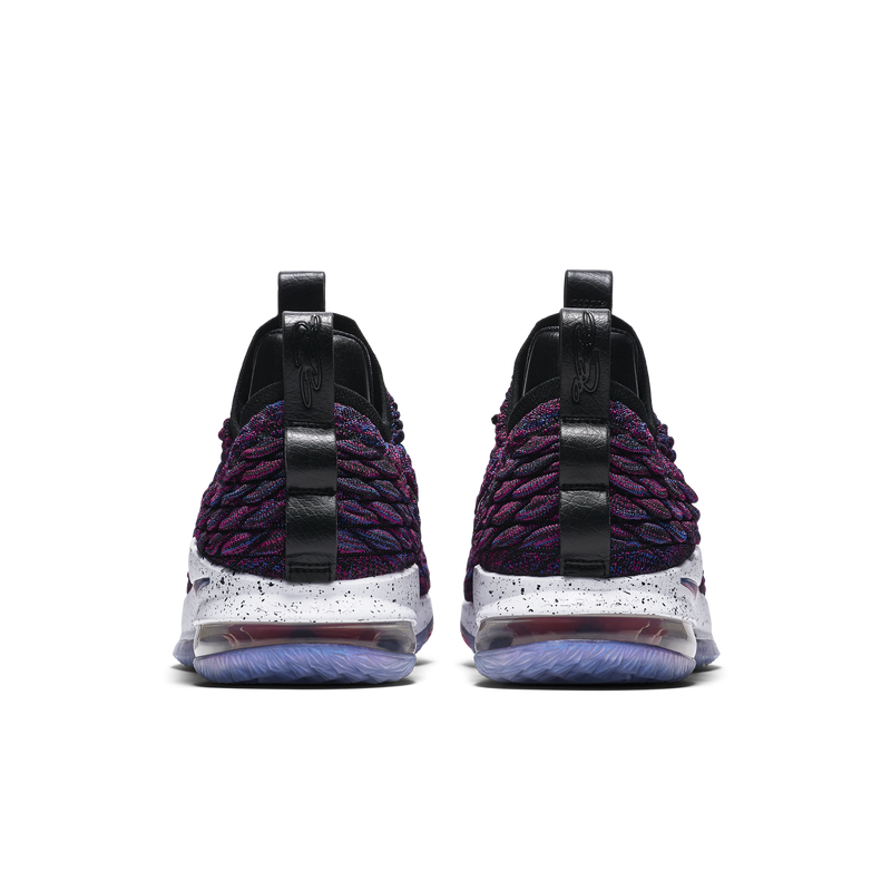 Nike LeBron XV Low EP Multi Color University Red (AO1756-900) - RMKSTORE