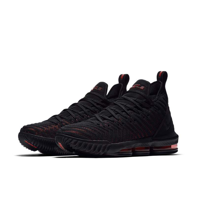 new concept ffeef 69abc Nike Lebron 16 EP Fresh Bred (AO2595-002)