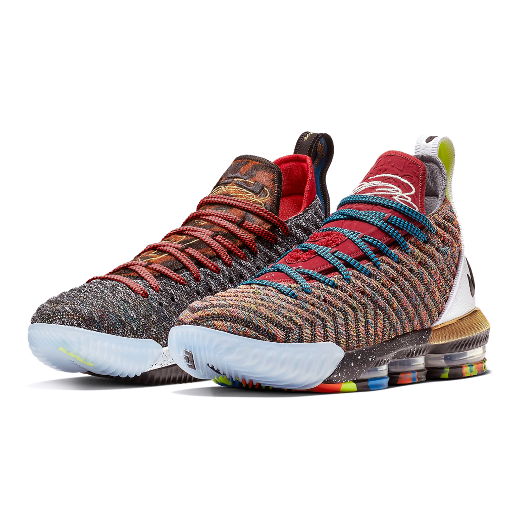 Nike Lebron 16 LMTD EP What the Lebron (BQ6582-900)