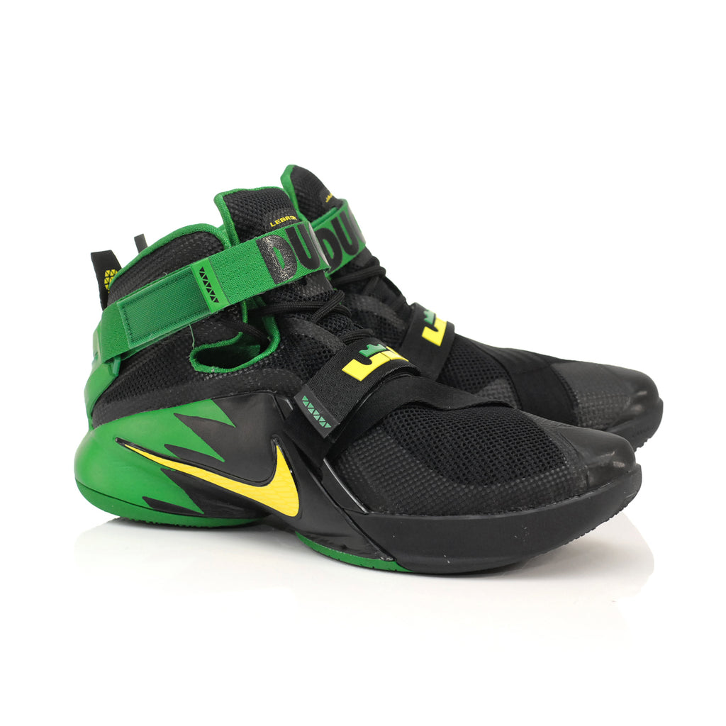 Nike Lebron Soldier 9 PRM EP Oregon Ducks (749491-073) - RMKSTORE