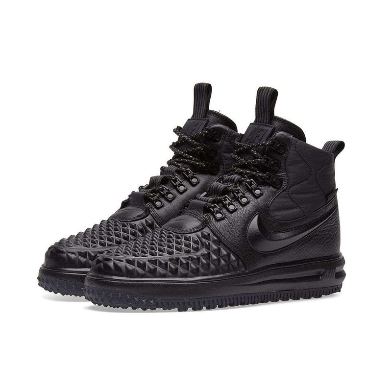 Nike Lunar Force 1 Duckboot 17 (GS) Black Anthracite (922807-001)