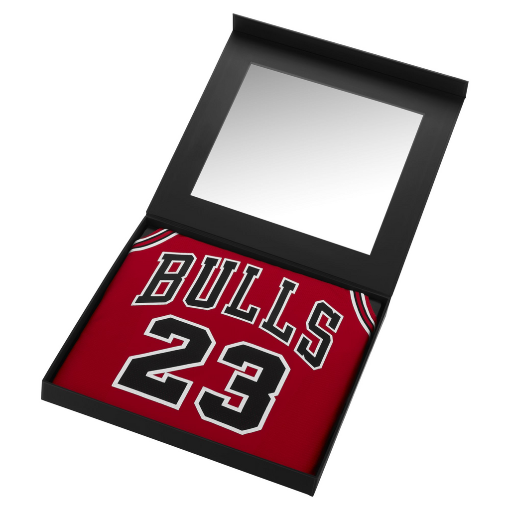 Nike Michael Jordan Icon Edition Chicago Bulls Authentic Jersey Red Black (BV7246-657) - RMKSTORE