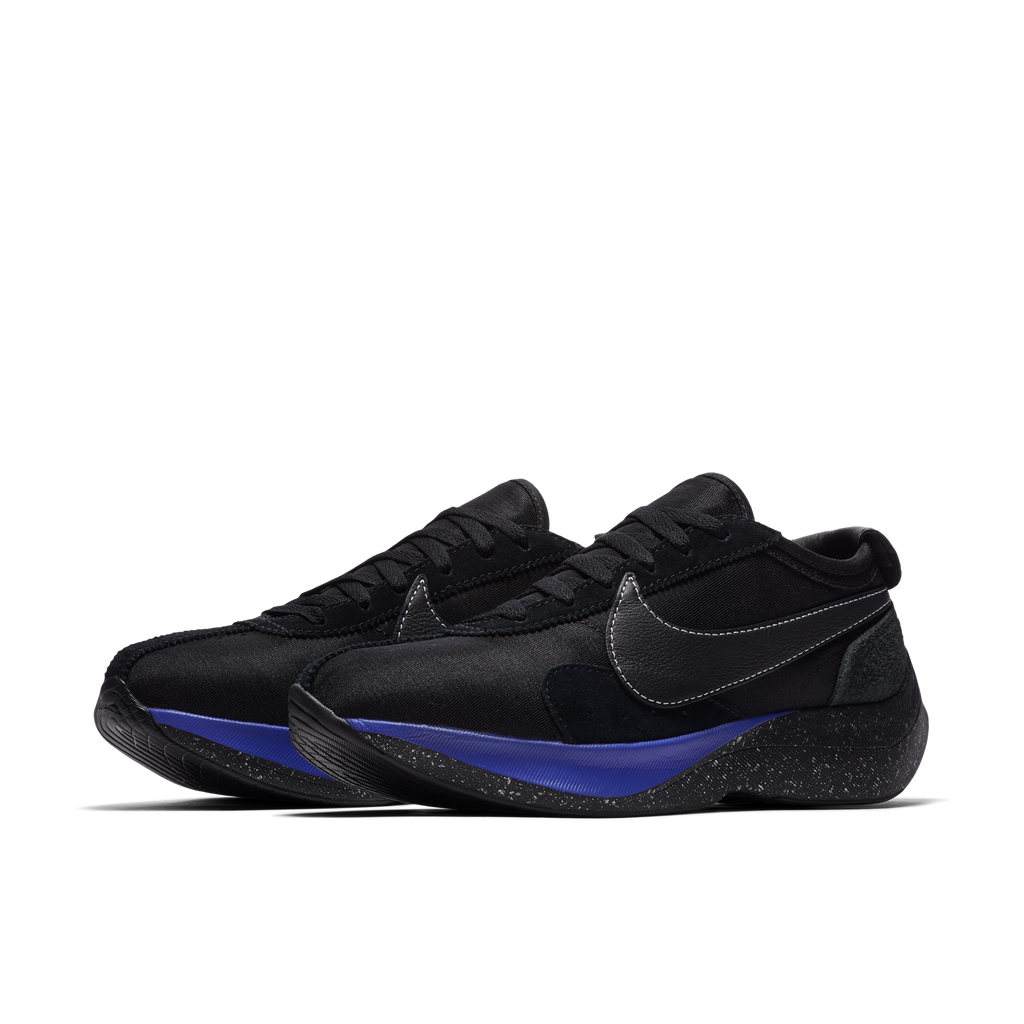 Nike Moon Racer QS Black Blue (BV7779-001)