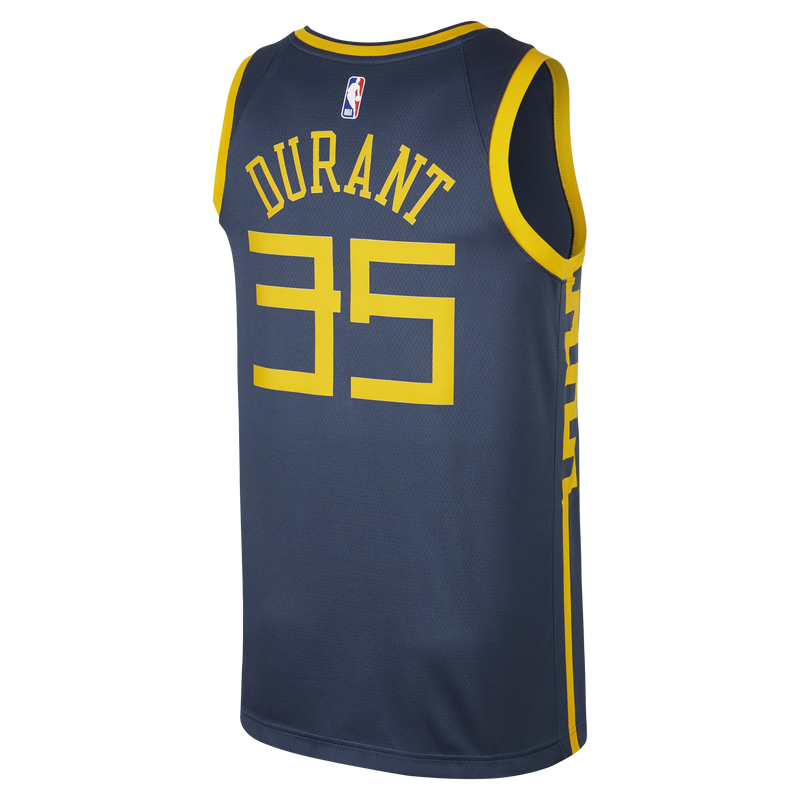 Nike NBA Kevin Durant City Edition (Golden State Warriors) Swingman Jersey (AJ4610-430)