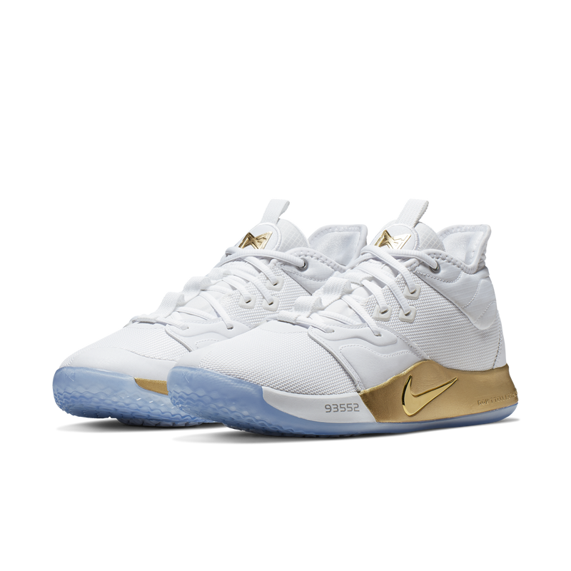 f093a05a4281 Nike PG 3 NASA EP White Gold (CI2667-100)