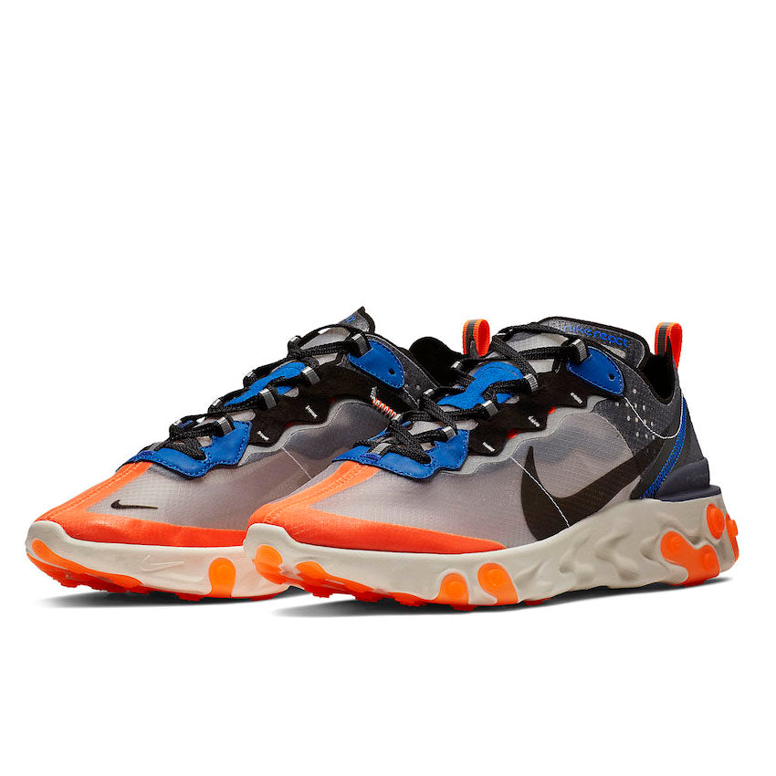 Nike React Element 87 Total Orange (AQ1090-004)