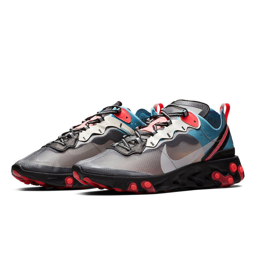 Nike React Element 87 Solar Red (AQ1090-006)