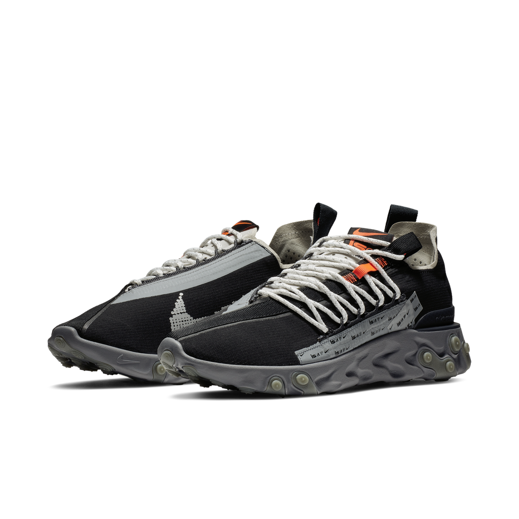 Nike React WR ISPA Black Gunsmoke (AR8555-001)