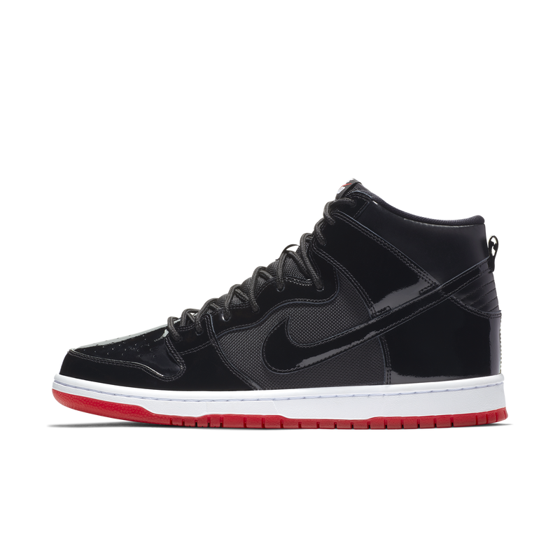 Nike SB Zoom Dunk High TR QS Bred Rivals Pack (AJ7730-001)