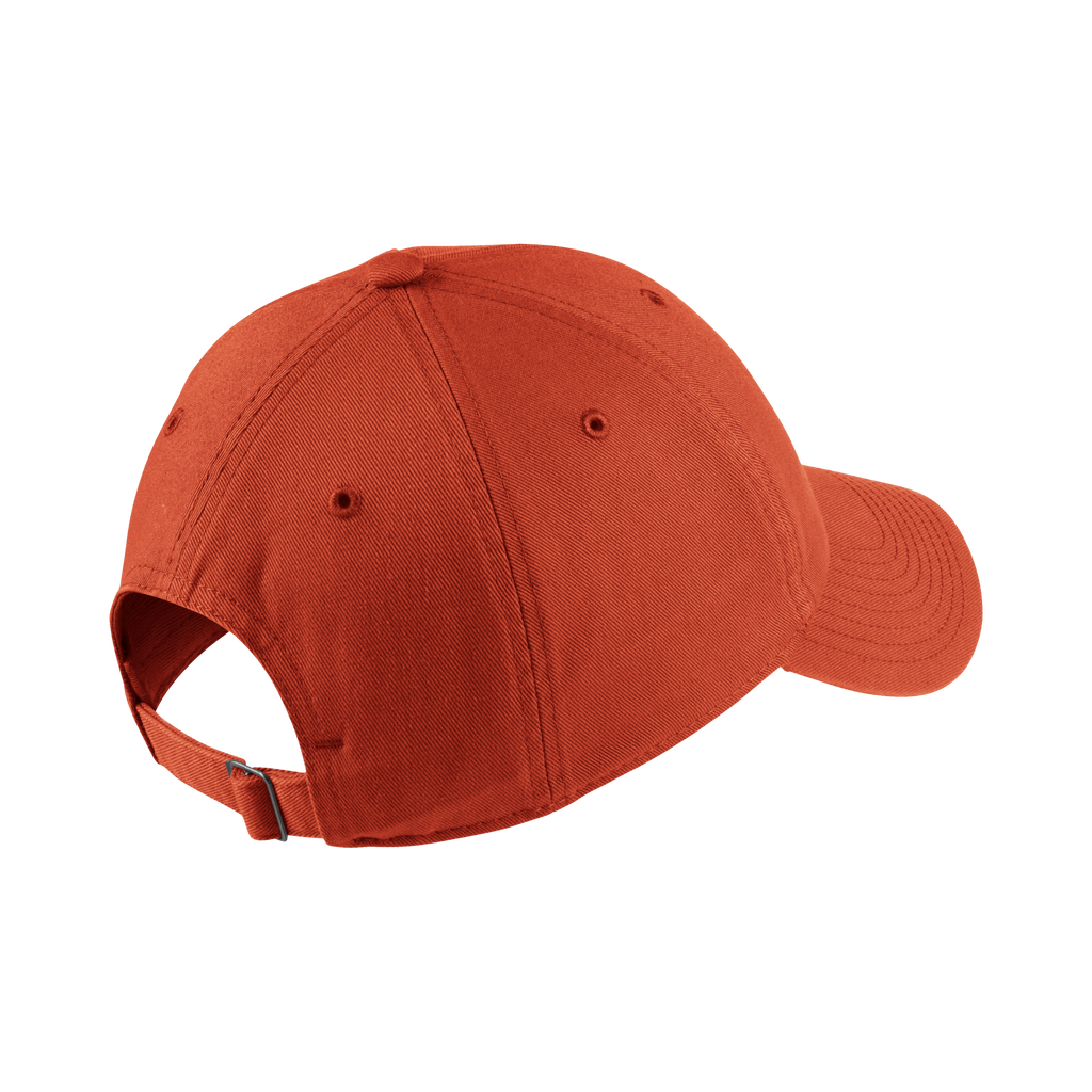Nike Sportswear Heritage 86 Adjustable Hat Team Orange (913011-891)