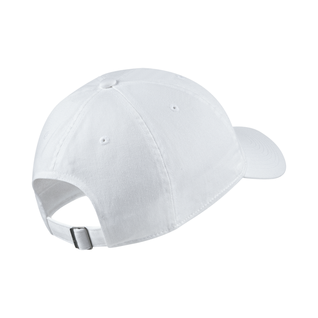 Nike Sportswear Heritage 86 Adjustable Hat White (913011-100)