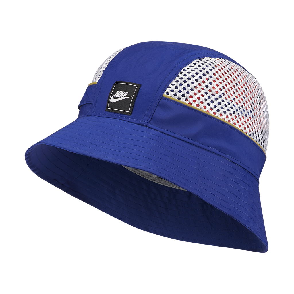 Nike Sportswear Mesh Bucket Hat Deep Royal (BV3363-470)