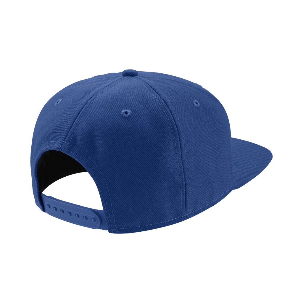 f414ef6ec90 Nike Sportswear Pro Swoosh Adjustable Hat Indigo Force (639534-439)