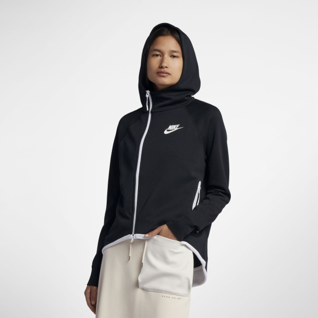 Nike Sportswear Tech Fleece Women's Full-Zip Cape (930758-011)