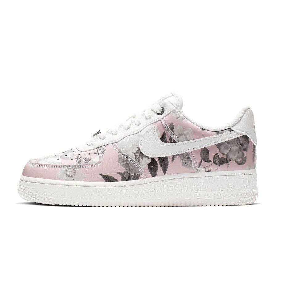 Nike Wmns Air Force 1 '07 LXX Floral Rose (AO1017-102)