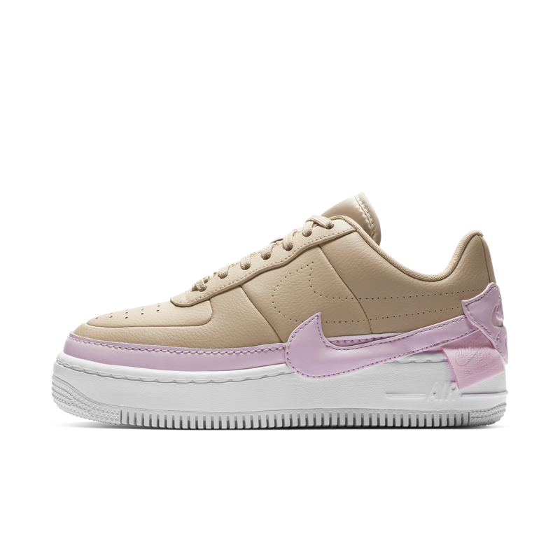 Nike Wmns Air Force 1 Jester XX Beige Pink (AO1220-202)