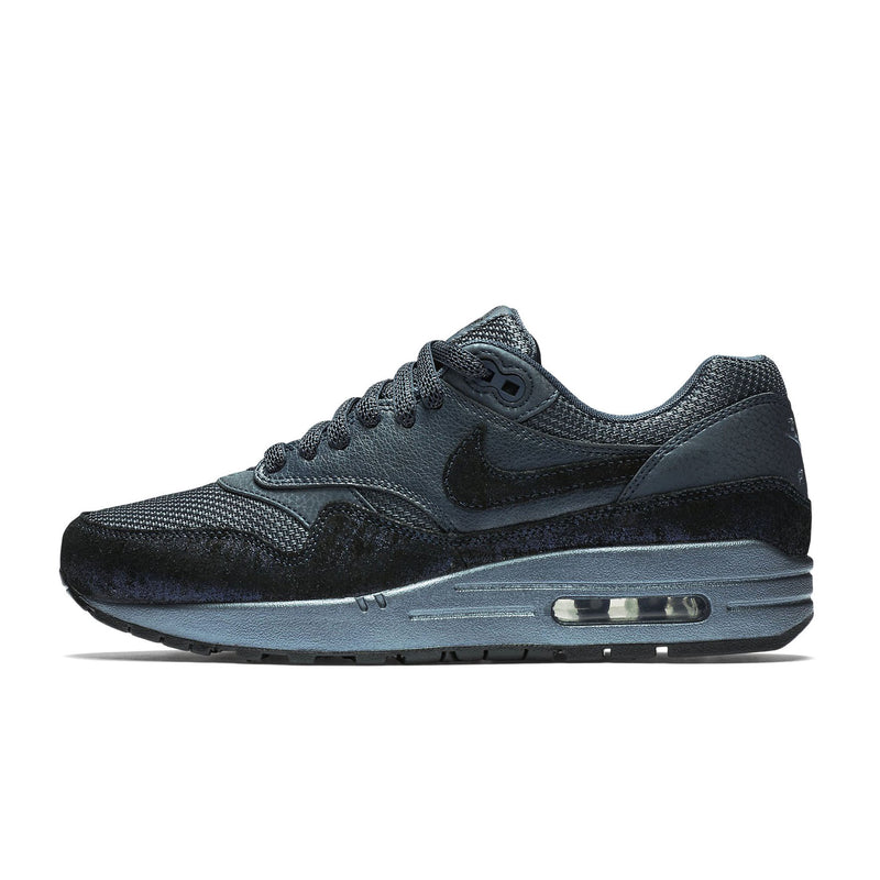 Nike Wmns Air Max 1 PRM Squadron Blue Metallic (454746-401)