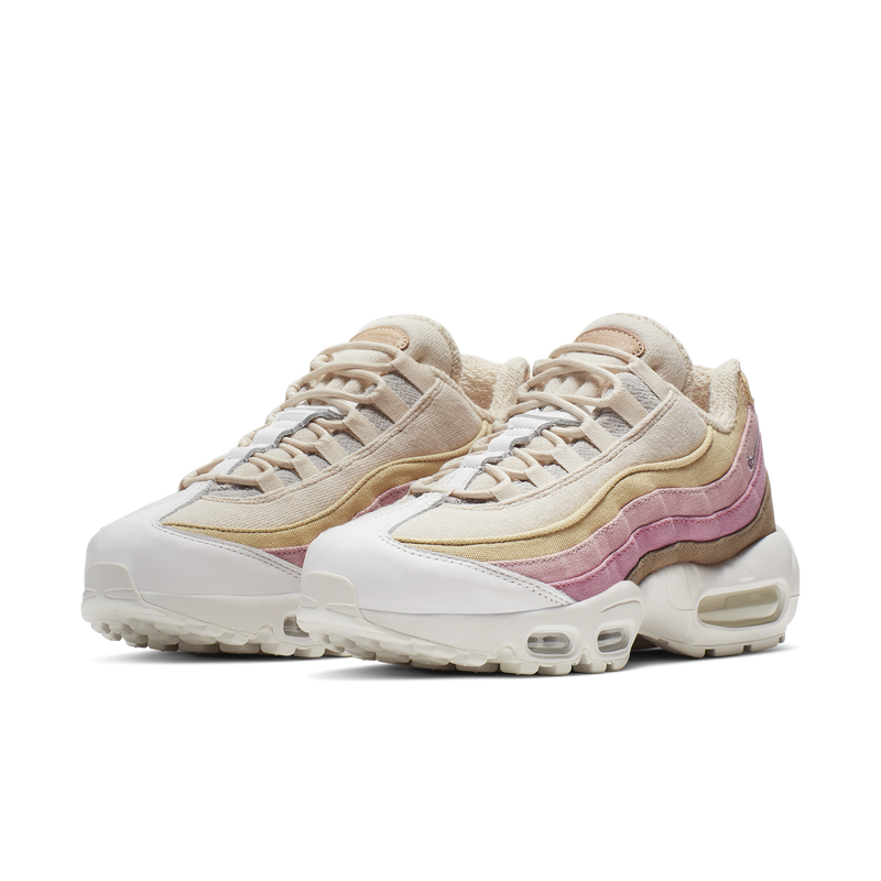 Nike Wmns Air Max 95 Plant Color Pack Lemon Wash Plum (CD7142-700)