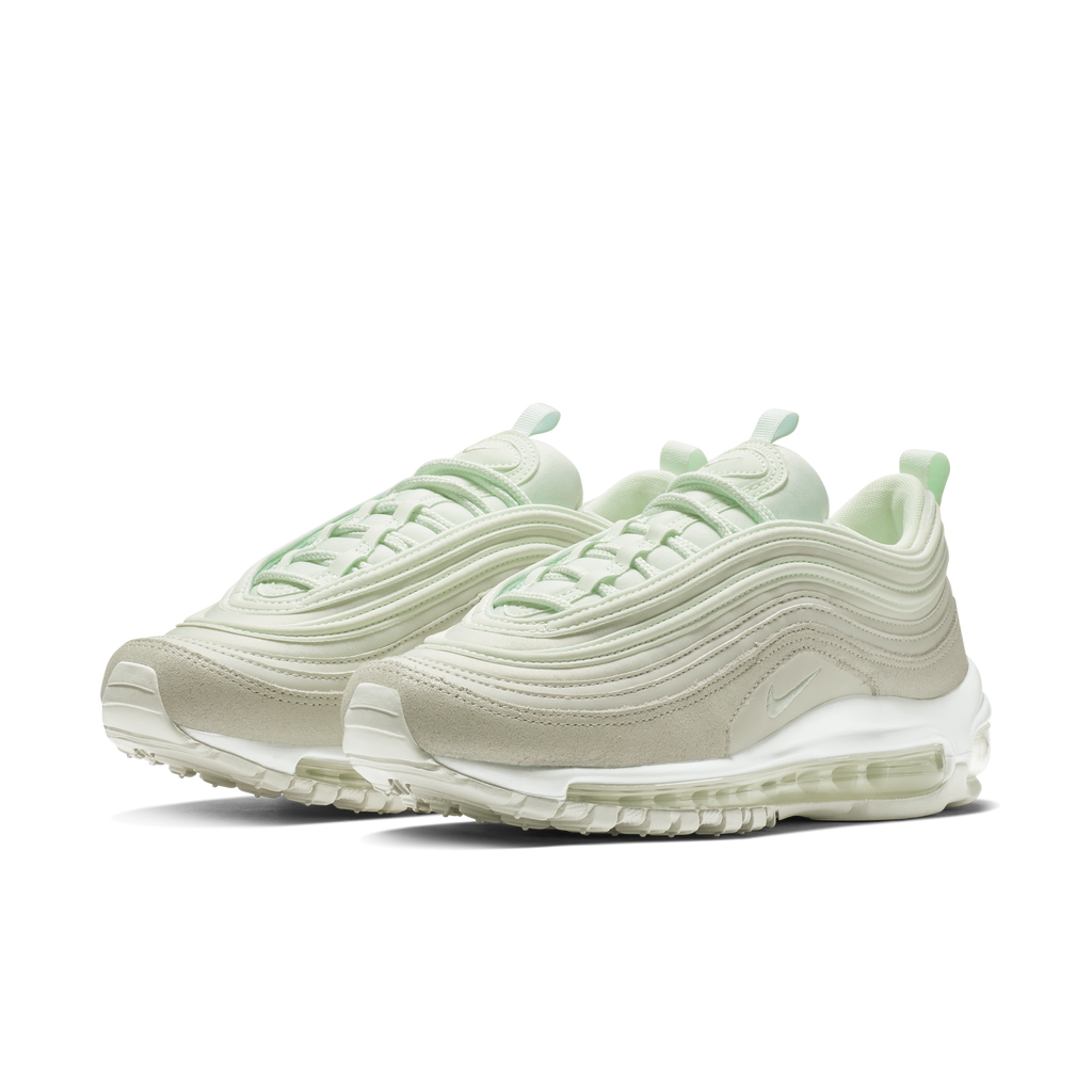 Nike Wmns Air Max 97 PRM Barely Green (917646-301)