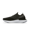 Nike Wmns Epic React Flyknit Black Dark Grey (AQ0070-001)