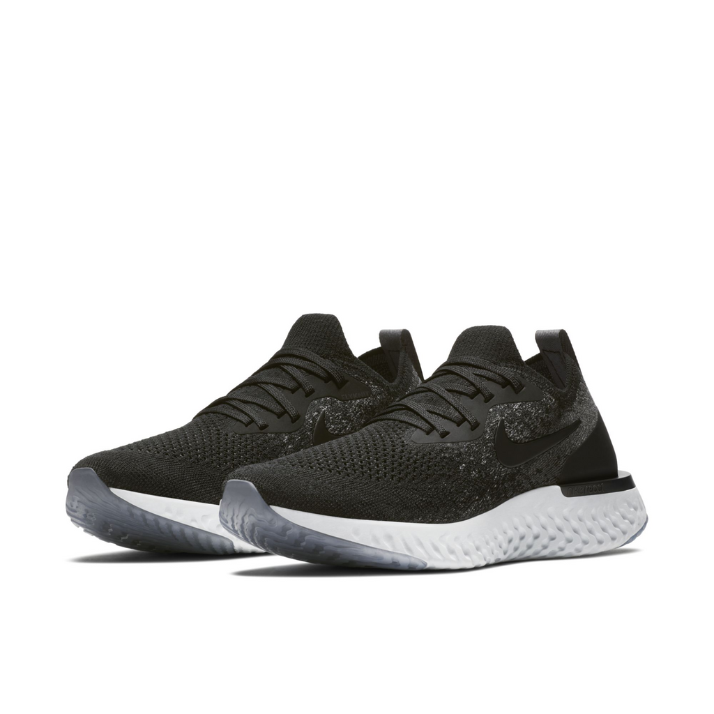 Nike Wmns Epic React Flyknit Black Dark Grey (AQ0070-001) - RMKSTORE
