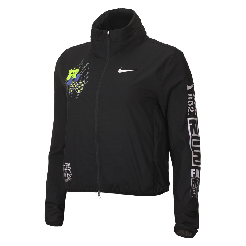 Nike Wmns Hong Kong Marathon 2019 Impossibly Light Running Jacket (BV1759-010)